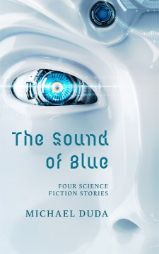 The cover of The Sound of Blue science fiction book
